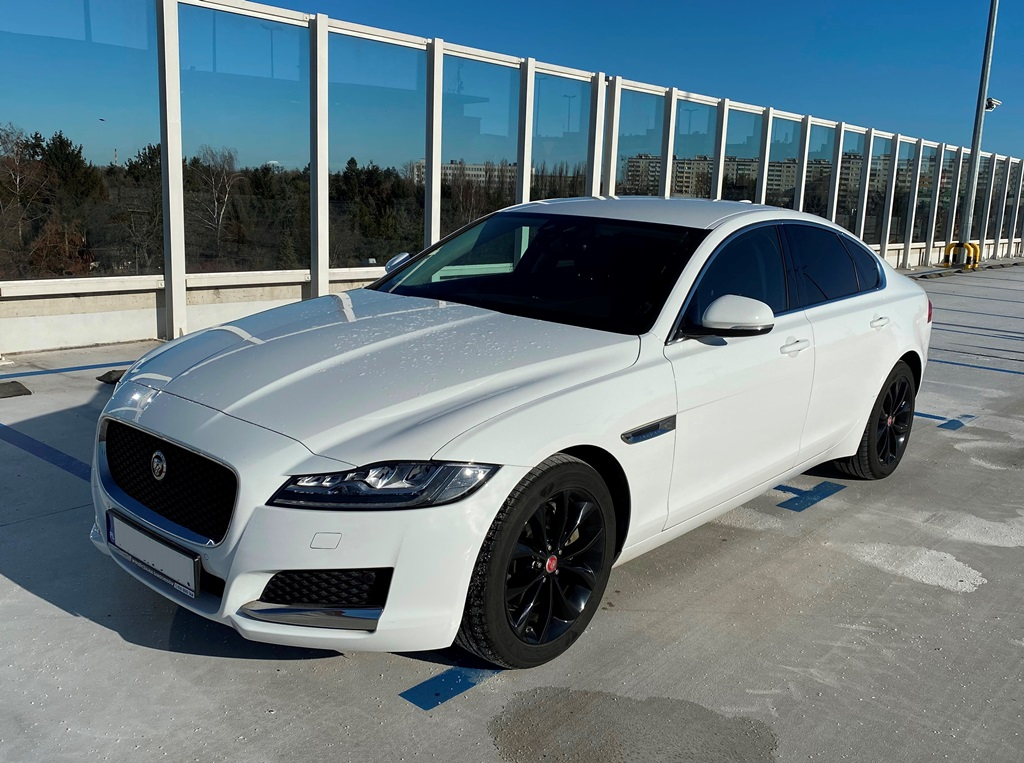 jaguar xf1